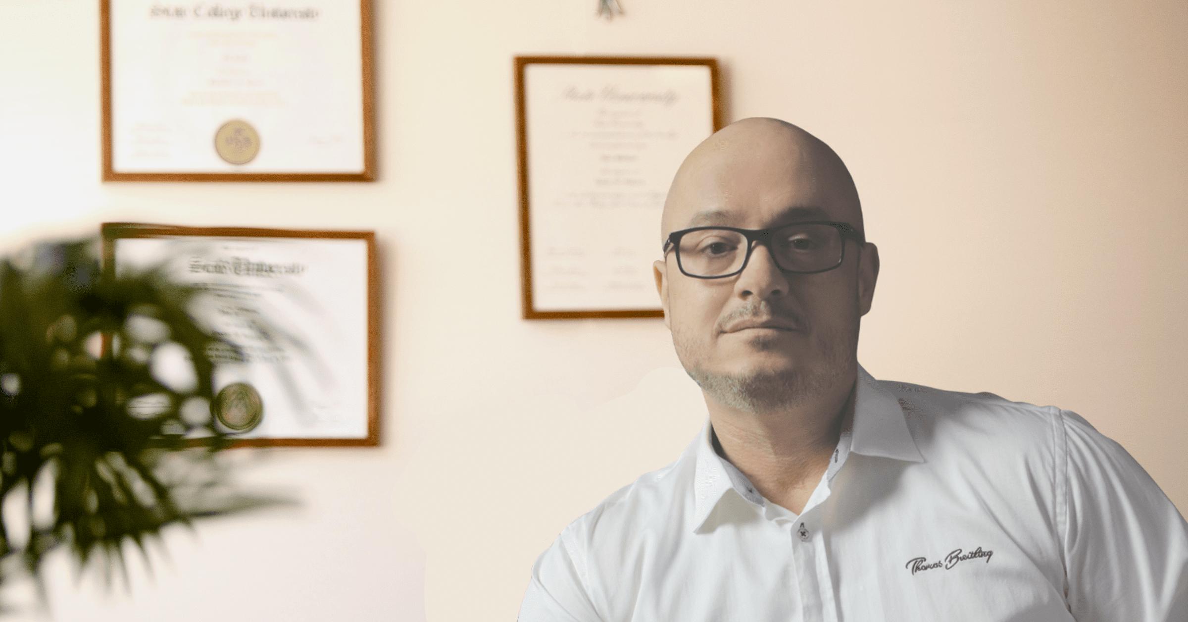 Bakó Krisztián. Online marketing specialista