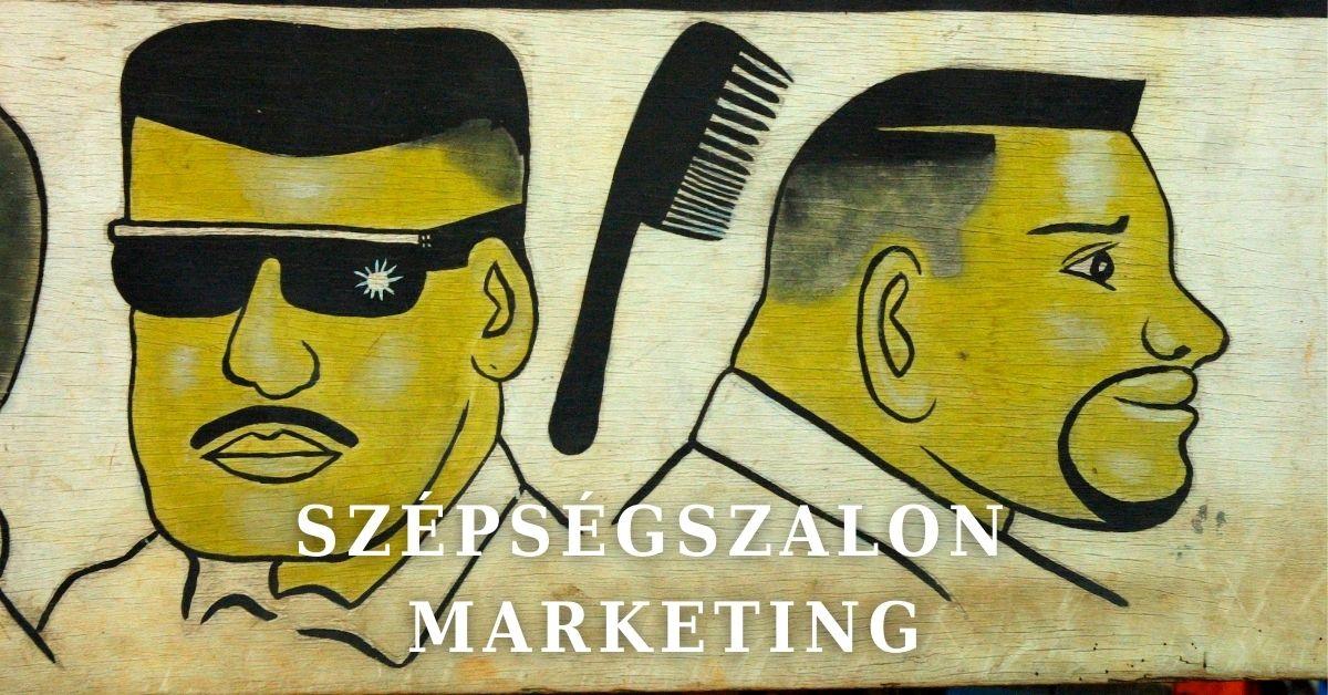 szépségszalon marketing